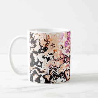 Designer tiger coloured classic mug