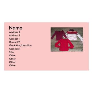 Designer Tops Business Cards