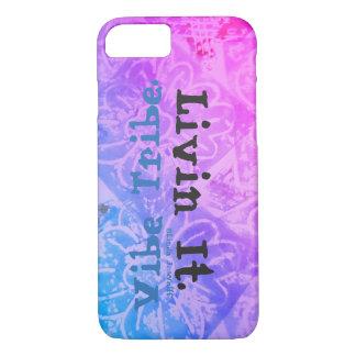 "Designer ""Vibe Tribe"" iPhone 7 Phone Case"