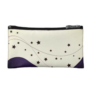 Designer wellness bag with Stars Makeup Bags