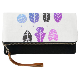 Designers amazing Bag with Leaves Clutch