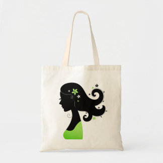 Designers bag with Romance girl