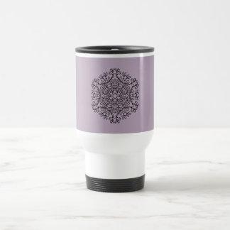 Designers cup with Mandala art