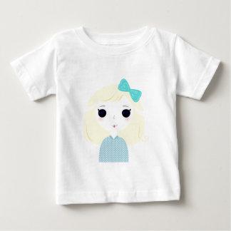 Designers cute blond Manga Baby T-Shirt