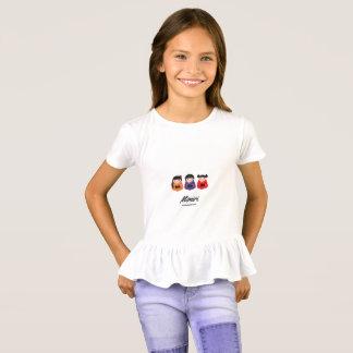 Designers girly tshirt : Mimiri edition