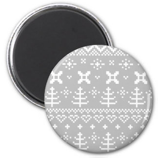 Designers hand-crafted Artwork / plastic Button 2 Inch Round Magnet