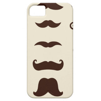 Designers kids edition with Mustaches Case For The iPhone 5