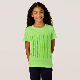 Designers kids t-shirt green : Bamboo edition