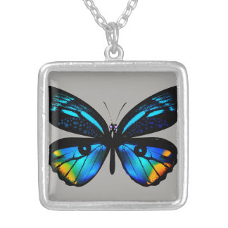 Designers luxury necklace with Butterfly