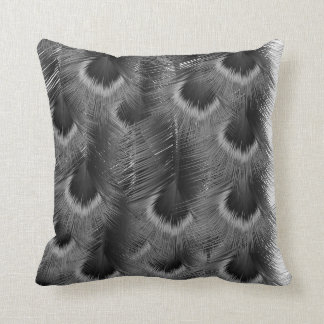 Designers luxury pillow with Feathers