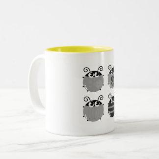 Designers mug with Bugs