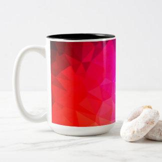 Designers mug with Crystal surface