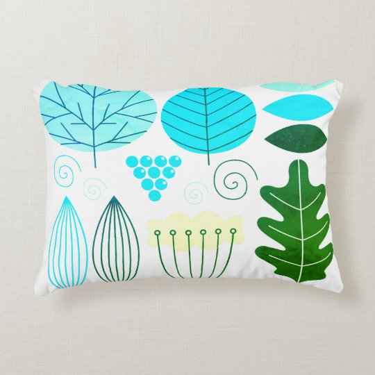 Designers pillow with Herbs