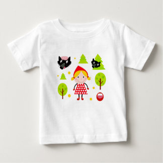 Designers red riding hood Edition Baby T-Shirt