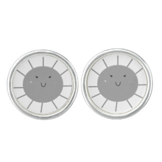 Designers stylish Earrings : sunny Edition Cuff Links