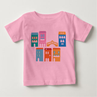 Designers t-shirt for Kids with italia homes