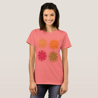 Designers t-shirt for Lady with CITRUSES