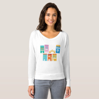 Designers t-shirt with italia homes