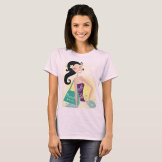 Designers t-shirt with Original illustration