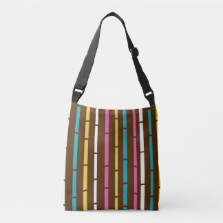 Designers tote bag with Bamboo