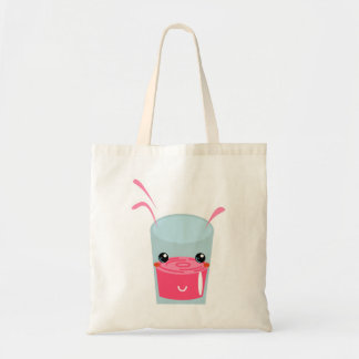Designers tote bag with Cocktail