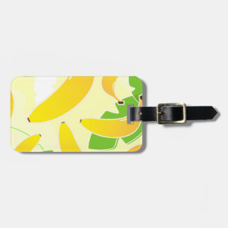 Designers travel Tag : with Banana