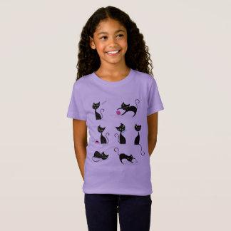 DESIGNERS tshirt for Girl : Lavender