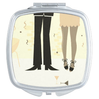 "Designers ""vintage party"" Mirror Mirror For Makeup"