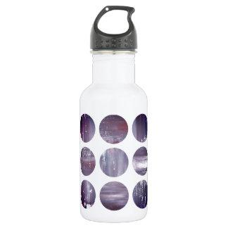 Designers water bottle : 9 Moons