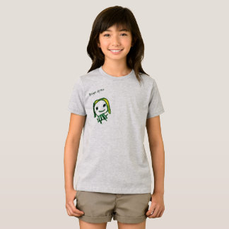 Designs by Ale: Blonde Girl. T-Shirt