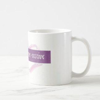 Desire-Ask-Believe-Receive Coffee Mug