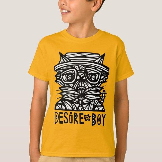 """Desire Boy"" Kids' TAGLESS® T-Shirt"