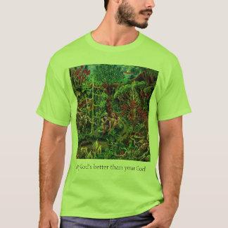 Desire Path Tee shirt 1