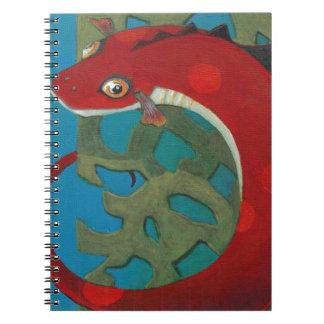 Desire the Dragon Notebooks