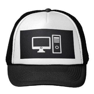 Desktop Comps Minimal Trucker Hat