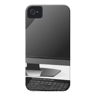 Desktop Computer Case-Mate iPhone 4 Case