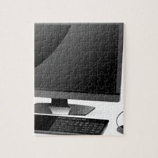 Desktop Computer Jigsaw Puzzle