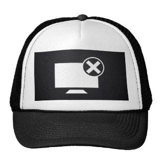 Desktop Damages Symbol Trucker Hat
