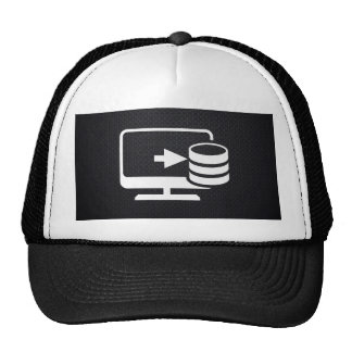 Desktop Files Icon Trucker Hat
