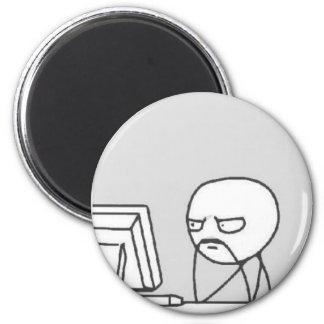 Desktop Guy 2 Inch Round Magnet
