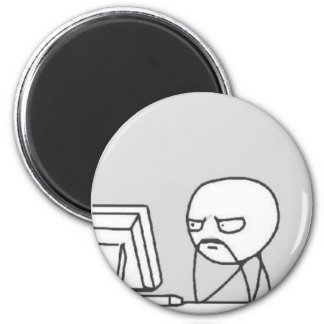Desktop Guy Magnet