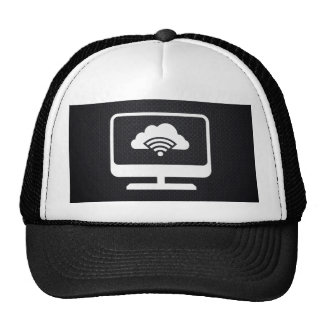 Desktop Internets Minimal Trucker Hat
