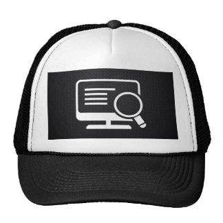 Desktop Loadings Sign Trucker Hat