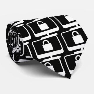 Desktop Locks Icon Tie