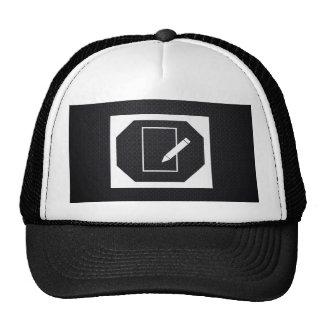 Desktop Logs Minimal Trucker Hat