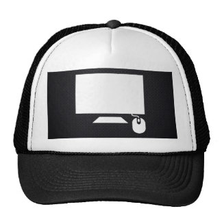 Desktop Mouses Minimal Trucker Hat