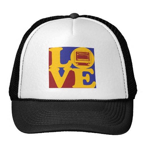 Desktop Publishing Love Trucker Hat