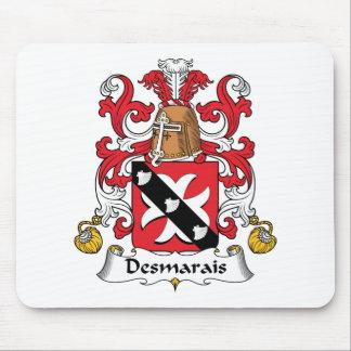 Desmarais Family Crest Mouse Pad