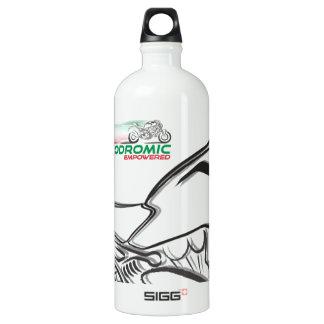 Desmodromic Empowered - Traveller (1.0L), White Water Bottle