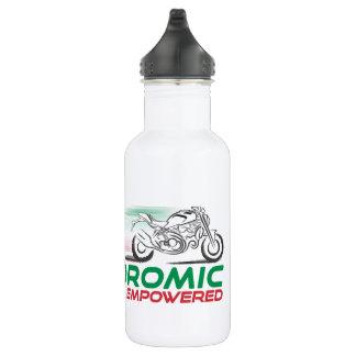 Desmodromic Empowered - Water Bottle (18 oz)